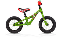 Ghost Powerkiddy 12 Loopfiets Kinderen groen
